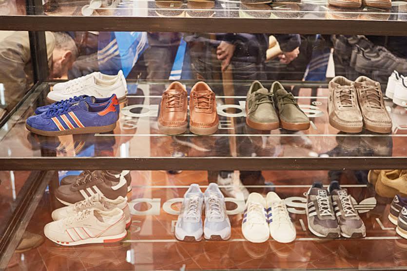 The Hip Store X adidas Originals SPEZIAL 6