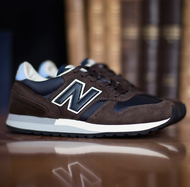 "New Balance x Norse Projects ""Lucem Hafnia"" 770"