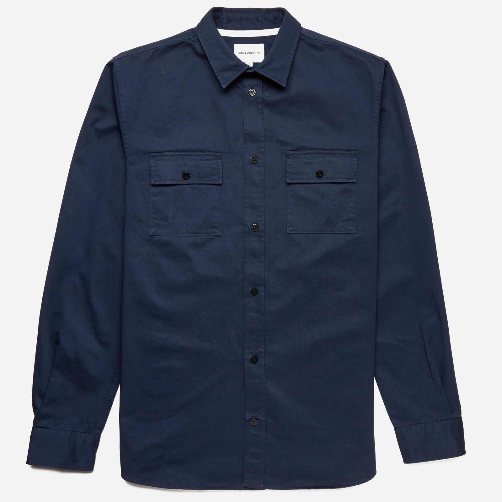 Norse Projects Spring Villads Twill Shirt