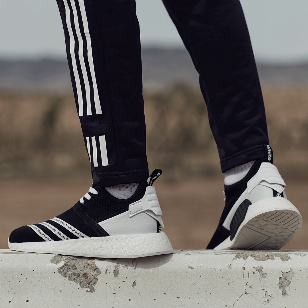 10th July 9am white mountaineering