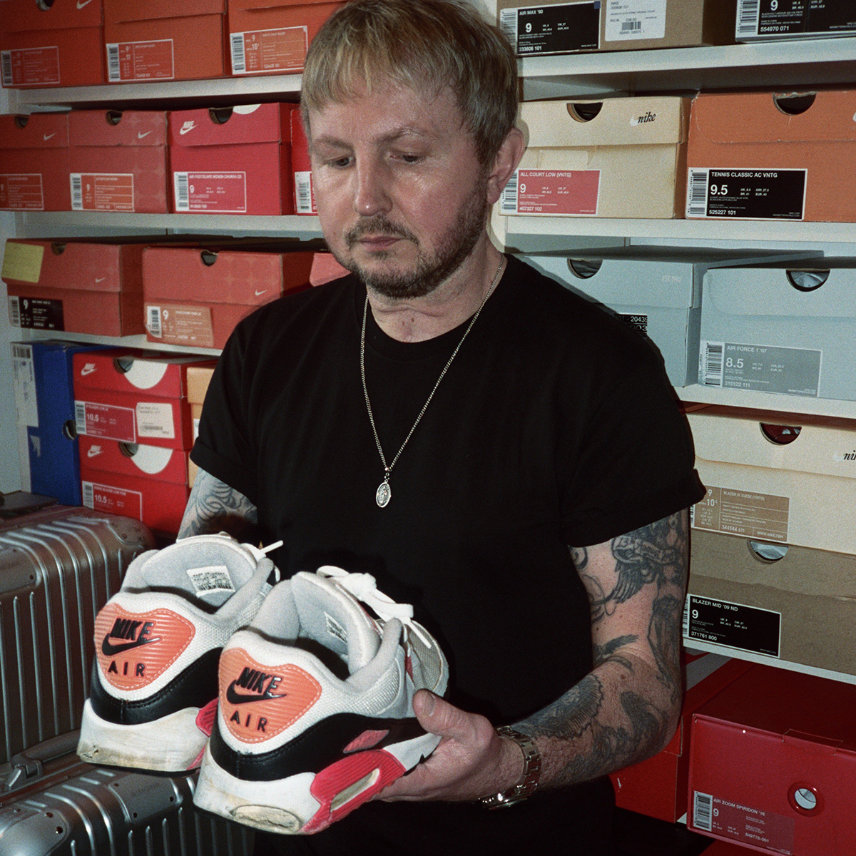 Air Max Day: In The Archives With Ross Wilson