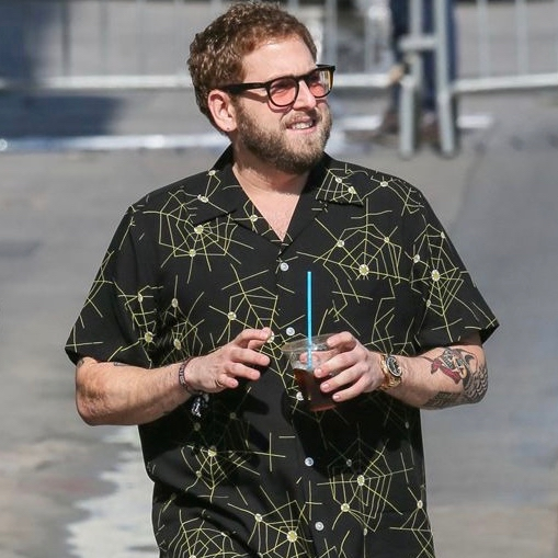 Jonah Hill: Style Icon