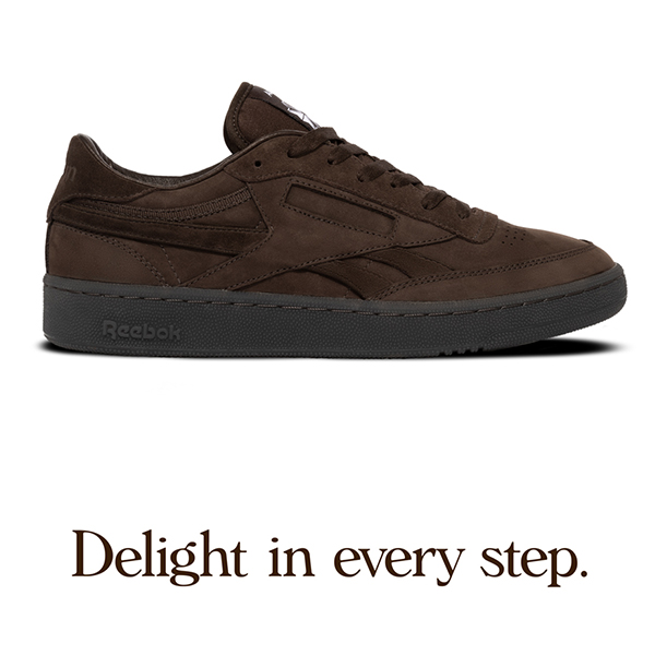 Delight In Every Step: How The Reebok x Adsum Club C Was Born