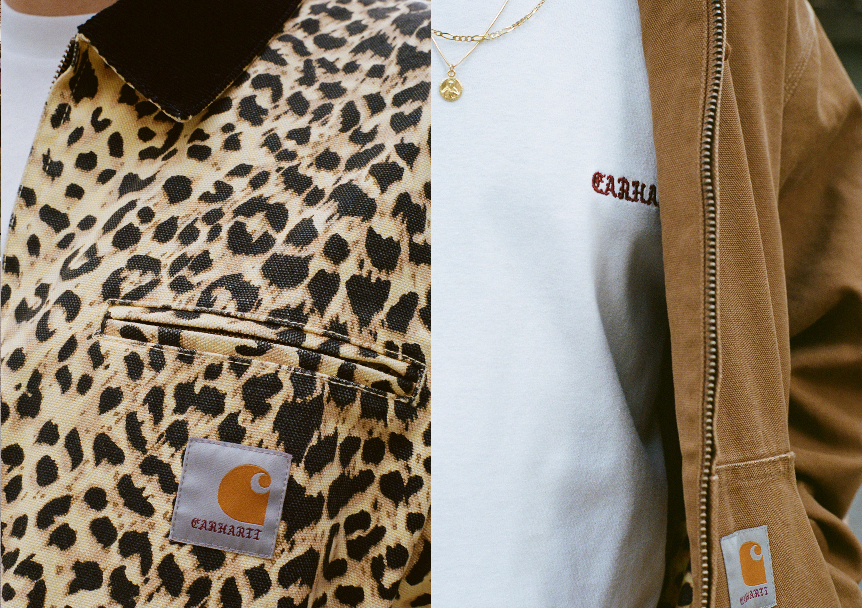Carhartt WIP Wacko Maria Work Jacket and Shirt