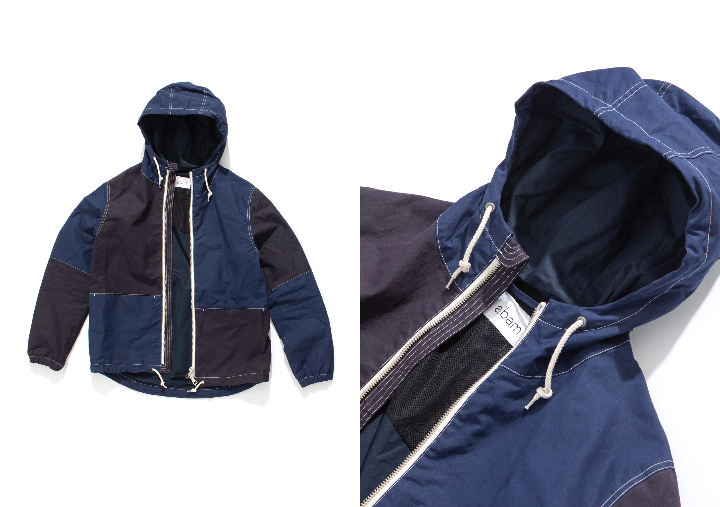 Albam AW20 Collection At HIP  cagoule