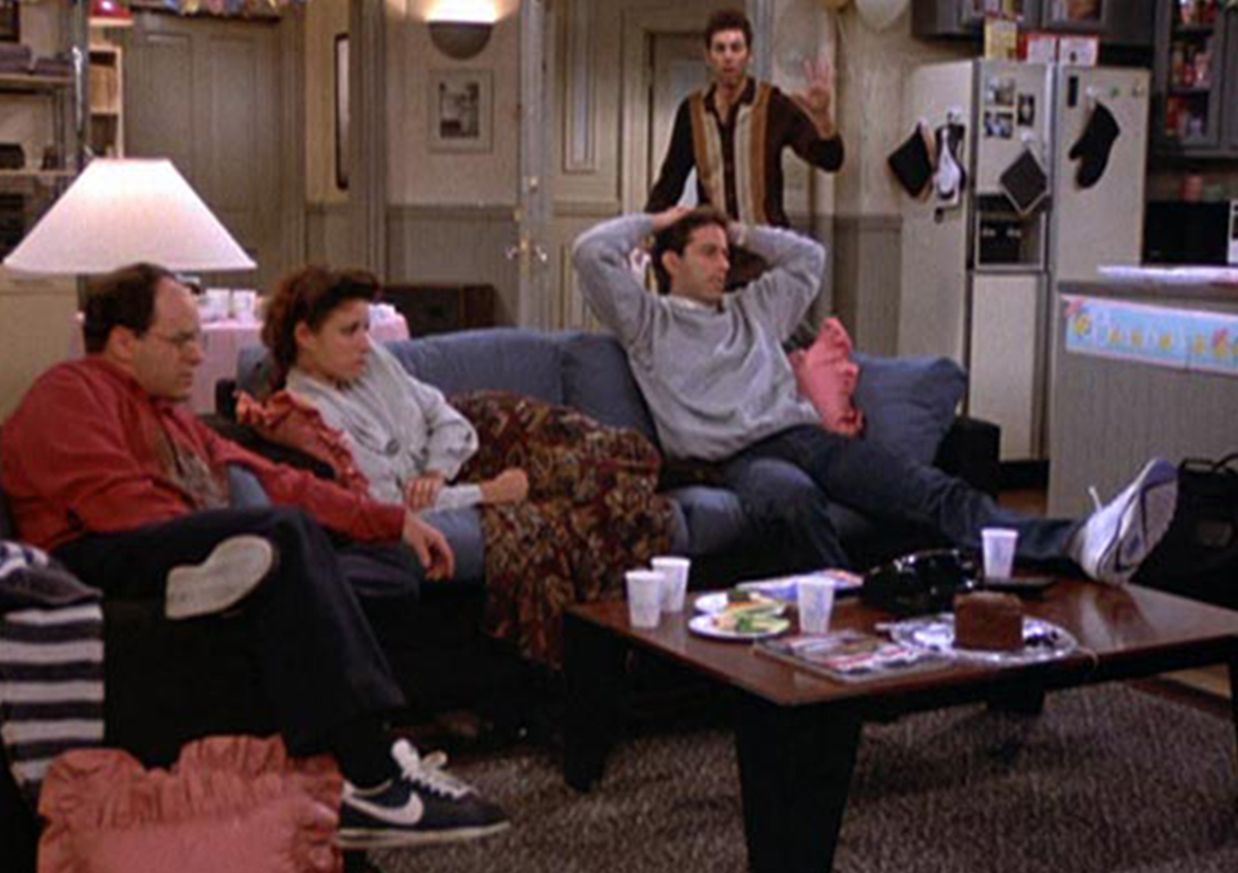 Nike Cortez HIP on Seinfeld