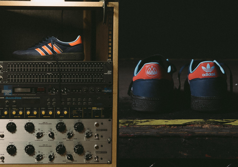 adidas Originals Manchester 89 SPZL Music Studio HIP