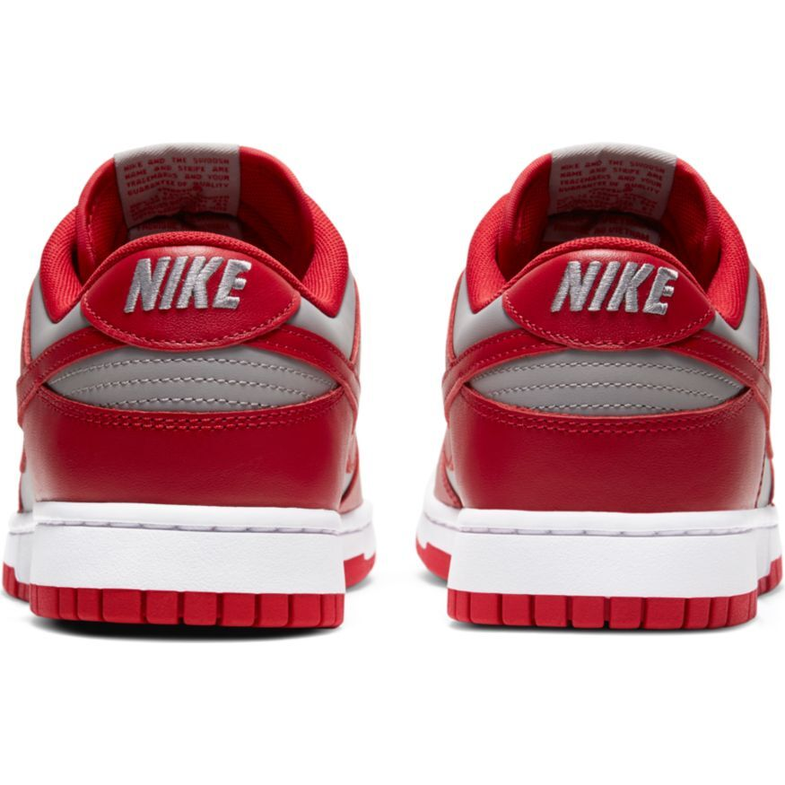 Nike Dunk Low Retro Grey, Red & White HIP