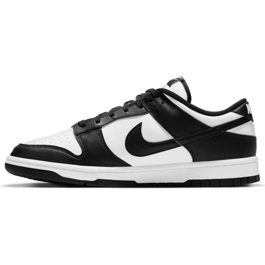 Nike Dunk Low Retro 'Black & White'