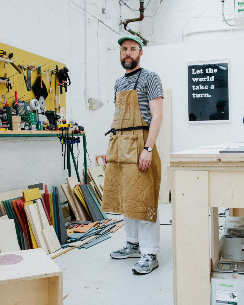 Community Culture: Matt Kelly Of Plaey - New Balance 992